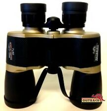 FREEPOST Binoculars 7x50 Zoom Quality Ruby Lens Hunting Camping Hiking Outdoor
