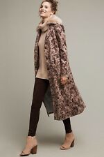 NWT SZ 14 $248 CHEVRIL COLLARED DUSTER BY ELEVENSES STUNNING COAT