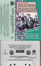 JOHNNY and the HURRICANES - Red River Rock ★ MC Musikkassette Cassette