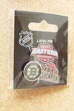2013 NHL Eastern Conference Champions lapel pin Boston Bruins SC