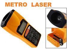 Misuratore distanza laser,metro puntatore elettronico ultrasuoni distanziometro