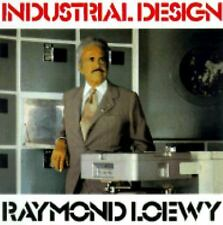 Industrial Design by Raymond Loewy.. 0879510986 Hardcover Book. Acceptable Cond.