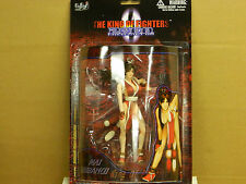 "BLUE BOX MAI SHIRANUI 7 "" Figure The King Of Fighters Series # 34338 Mint China*"