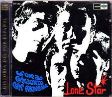 CD LONE STAR conjunto antologia SPAIN RARE 1996 historia pop español FREAKBEAT