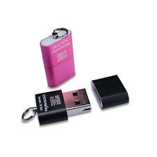 Hot Cute High Speed Mini USB 2.0 Micro SD TF T-Flash Memory Card Reader Adapter