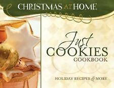 JUST COOKIES COOKBOOK (Christmas at Home (Barbour))-ExLibrary