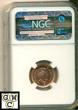2010 Canada 1 Cent NGC MS-66-RD