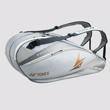 YONEX  Lin Dan Exclusive 6 Tennis/Badminton BAG12LDEX Pro Racquet Bag, WHITE