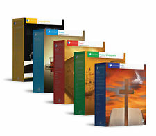 ALPHA OMEGA LIFEPAC COMPLETE 5 SUBJECT SET GRADE 1 - Textbook Bundle, Kit - NEW!
