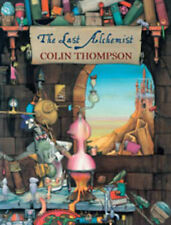 THE LAST ALCHEMIST Childrens Picture Story Reading Book by Colin Thompson New