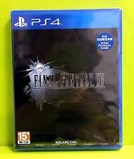 Final Fantasy XV (Day One Edition) PS4 Game FF 15 (CHINESE) 中文版 w DLC