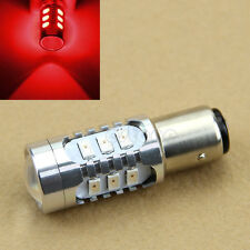 LED 1157 BAY15D 12SMD 5630 Super Bright Tail Turn Head Car Red Light Bulb