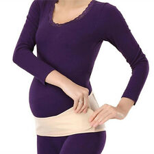 Maternity Pregnancy Support Belly Band Prenatal Care Postpartum Corset Belt Cool