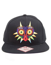 The Legend of Zelda Majora's Mask Snapback Cap Hat | Official Merchandise