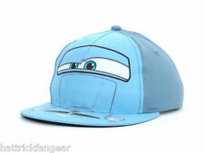 DISNEY CARS MOVIE BIG FACE YOUTH SNAPBACK HAT/CAP - MCMISSILE  -  AGES 4 -  8