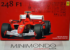 KIT FERRARI 248 F1 2006 SCHUMACHER MASSA 248F1 1/20 FUJIMI GP9 09046