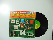 Magic Compilation N. 2  - Disco Vinile 33 Giri LP Compilation Mixed ITALIA 1984