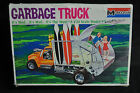 Garbage Truck 1/24 Scale Mad Mod Model Kit- Monogram (1968) WH