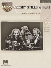 Crosby, Stills & Nash: Guitar Play-Along Volume 122, Crosby, Stills & Nash, Acce