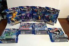 DreamWorks Voltron Legendary Defender Complete Action Figure​ Set of 8 NIB Nice!