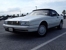 1988 Cadillac Allante Base Convertible 2-Door