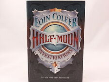 LIKE NEW! Half-Moon Investigations (2006) by Eoin Colfer, NY Times best seller