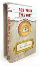 Ian Fleming - For Your Eyes Only -First Edition Library Facsimile, 1988 - Bond