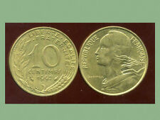 FRANCE  FRANCIA   10 centimes 1992 marianne  ( bis )