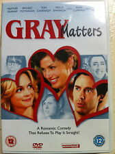 Heather Graham Bridget Moynahan Gray MATTERS ~ Gray 2006 Drame D'Indie GB DVD