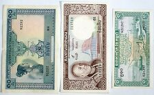 lot 3 billets de baque LAOS (CJ131)