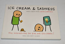 CYANIDE & HAPPINESS : Ice Cream & Sadness Comic Strip BOOK 2010