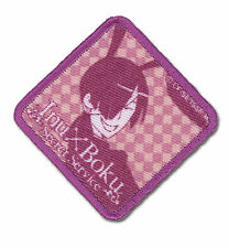 Inu x Boku Secret Service Natsume Patch ~ Officially Licensed ~ BRAND NEW