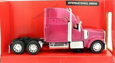 NewRay International 9900IX Hauler Truck Cab 1:32 diecast model Pink N204
