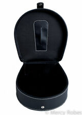 Clerical Clergy Collar Case, Mercy Robes Collar Box, Leather