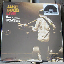 "Jake Bugg ""Live at Silver Platters, Seattle"" *RSD* CD NEW/SEALED *2014*"