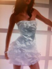 choice of 3 new size 10 wedding dresses womens white bridal strapless lace