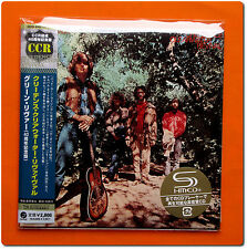 Creedence Clearwater Revival , Green River   ( CD_SHM-CD_Paper Sleeve_Japan )
