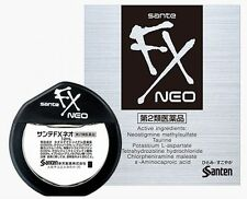 Sante FX Neo Cooling Eye Drops 12ml Santen from Japan Air MAIL Shipping
