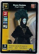 Star Wars Young Jedi CCG Reflections FOIL #9 Queen Amidala, Royal Leader