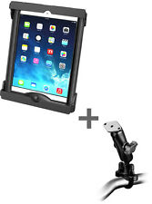 RAM Handlebar Mount for iPad Air, Air 2, For Use With Case or Sleeve