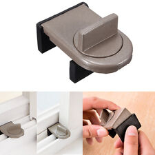 New Kids Child Safe Security Sliding Window anti-theft Door Sash Lock Restrictor