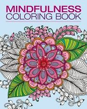 NEW - Mindfulness Coloring Book (Chartwell Coloring Books)