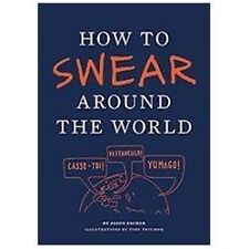 How to Swear Around the World-ExLibrary