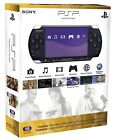 NEW Sony PSP 3000 3001 Core Pack Black Handheld Console System
