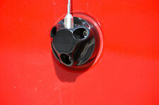 Jeep Wrangler Billet Antenna Housing Black