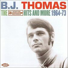The Scepter Hits and More 1964-73 by B.J. Thomas (CD, Jul-2004, Ace)