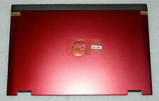 """NEW GENUINE DELL VOSTRO 3460 14"""" LID TOP COVER ALUMINIUM RED 8WRK8 08WRK8"""