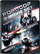 Robocop / Robocop 2 / Robocop 3 (2014, REGION 1 DVD New)