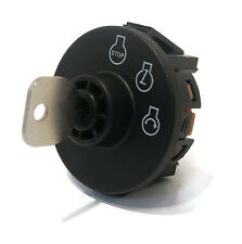 IGNITION STARTER SWITCH w/ KEY fit Toro 2011-2013 Time Cutter SS 5000 5060 Mower