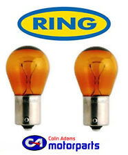 Ring car light bulb - Mazda | Mercedes Benz - RB581 - 12V PR21 BULB PY21W - PAIR